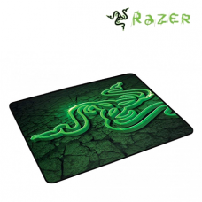 Razer Goliathus Control Fissure Large Gaming Mouse Mat (355 x 444 x 3 mm, Anti-fraying stitched frame)