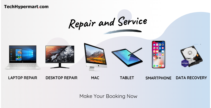 TechHypermart Service and Repair