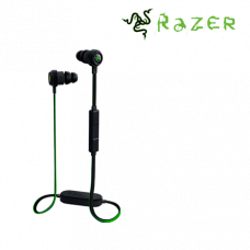 Razer Hammerhead Bluetooth In-Ear Headphone (10mm Extra Large, In-Line Mic, Up to 8 hours)