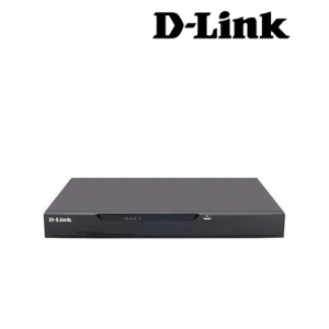 D-Link DVR-F5108 Camera Video Recorder (Dual-core embedded processor, Embedded LINUX, H.264 High Profile)