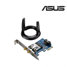 Asus PCE-AC55BT PCIE Adapter (1200Mbps Wireless AC, PCI Express, 2.4 GHz / 5 GHz)