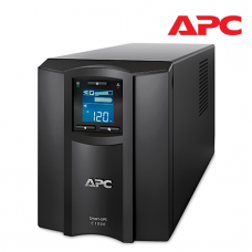 APC SMC1000IC UPS (1000VA, 600Watts / 1.0kVA, RJ-45 Serial, USB)