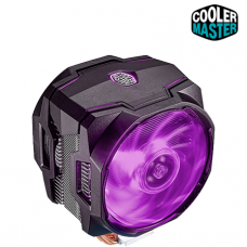 Cooler Master MasterAir MA610P CPU Cooler (MAP-T6PN-218PC-R1, 120 x 120 x 25mm Fan, Wired RGB Controller included)