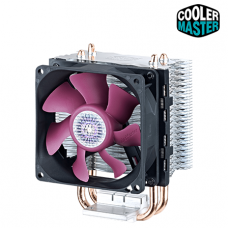 Cooler Master Blizzard T2 Mini CPU Cooler (Socket LGA1156, 85 x 45 x 117 mm Fan, Rifle Bearing, 22 dBA Noise Level)