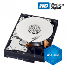 "WD Blue WD40EZRZ Desktop 3.5"" Hard Drives (4TB, SATA 6 Gb/s, 5400RPM, 64MB Cache)"