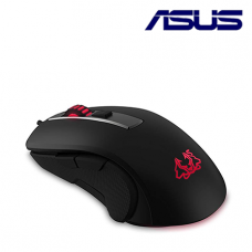Asus Cerberus Fortus Wired Gaming Mouse (4000dpi, 6 Programmable Buttons)