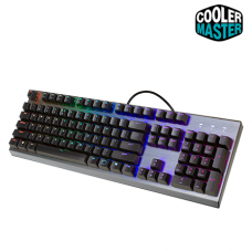 Cooler Master CK350 Gaming Keyboard (On-the-fly Controls, Rgb Backlighting, Mechanical Switches)