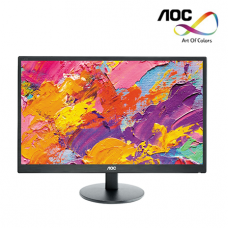 """AOC E2470SWH 23.6"""" Curved LED Monitor (1920 x 1080 Resolution, 1ms Response Time, 250cd/m² Brightness, 1000:1 Contrast Ratio)"""