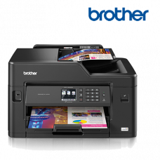 Brother Color Inkbenefit MFC-J2330 AIO Printer (Print, Scan, Copy, Fax, A3 print, Wireless LAN, ADF)