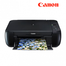 Canon Color Inkjet MP287 AIO Printer (Print, Scan, Copy, 4.8ipm(C)/8.4ipm(M), Wired, Manual Duplex)