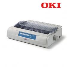 OKI Microline ML721 Plus Dot Matrix Printer (9-pin, 570cps, 136col, Parallel, Rs-232C & USB Standard)
