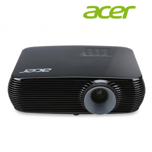 Acer X1326WH Projector (WXGA, 1280 x 800 Resolution, 4000 ANSI, HDMI, D-sub)