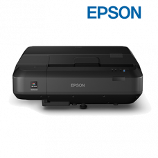 Epson Home Theatre EH-LS100 Projector (WUXGA 1920x1200, 4000 lumens, HDMI/D-Sub/Wired LAN)